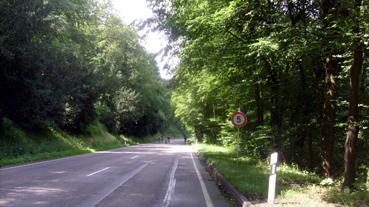 Bild: Moa-Neustart mit Anlaufschwierigkeiten - die Nagoldtalstrecke nach dem Kupferhammer...
