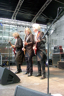 Bild: Live in Pforzheim: The Lords... (Foto: R.Neff)