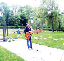 Bild: Milan Kopriva , Gitarre