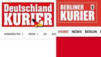 Bild: Berliner Kurier (AfD) vs. Deutschland-Kurier