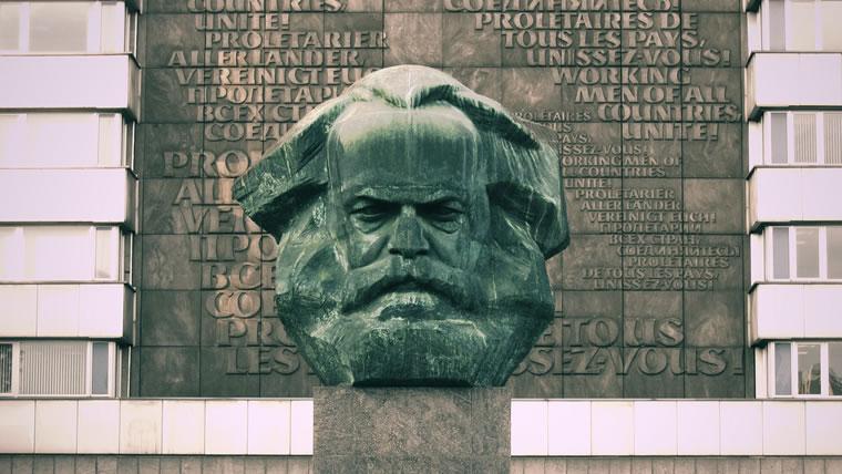 Bild: Umstrittener Philosoph: Karl  Marx wird 200