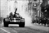Bild: Panzer beendeten das Reformprojekt in der damaligen CSSR