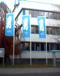 Bild: SWP-Zentrale in Brötzinger Tal..