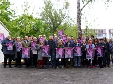 Bild: Breites Bündnis gegen Nazis hat sich formiert..