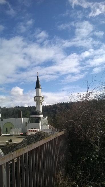 Bild: Fatih-Moschee in der Oststadt