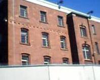 Bild: Das Pforzheimer Abschiebegefängnis in der Oststadt