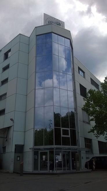 Bild: Zentrale von Müllerfleisch in Birkenfeld
