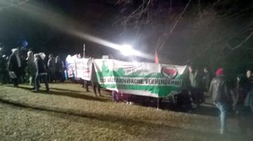 Bild: 2021 keine Demo gegen den Nazifackelaufmarsch wegen Corona?