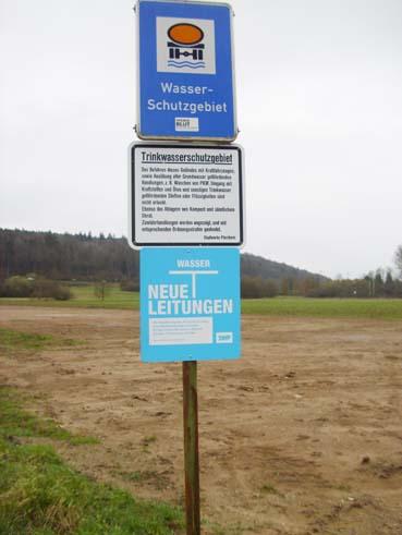Bild: Trinkwasserschutz tut not     (Foto:ron)