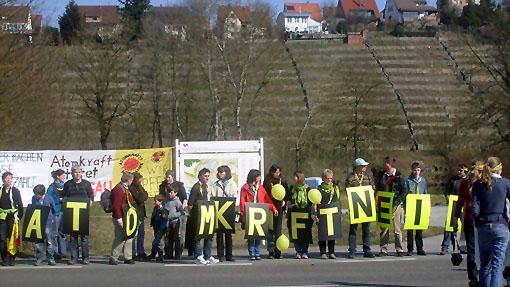 Bild: Atomkraft - jetz erst recht nein danke!