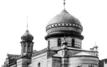 Bild: Ehemalige Synagoge in Pforzheim