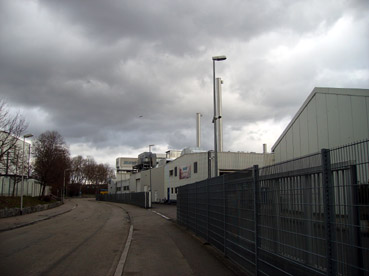 Bild: Fa. Deuerer nahe Rinklingen (Foto : RN)