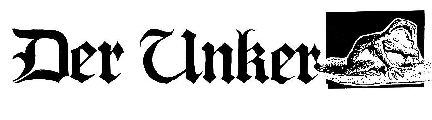 Bild: Unker Logo 1991